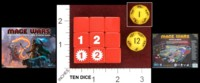 Dice : MINT34 ARCANE WONDERS MAGE WARS 01