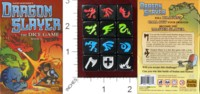 Dice : MINT41 INDIE BOARDS AND CARDS DRAGON SLAYER