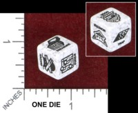 Dice : MINT48 CHESSEX DUNGEON FEATURE