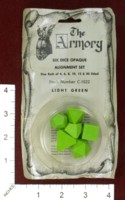 Dice : MINT42 ARMORY 02