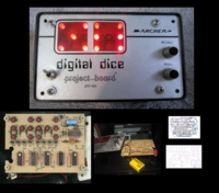 Dice : THINGS DEVICES ARCHER DIGITAL DICE