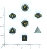 Dice : MINT57 NORSE FOUNDRY OBSIDIAN