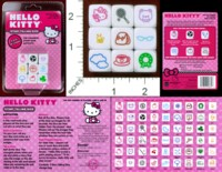 Dice : MINT39 PRESSMAN HELLO KITTY STORY TELLING DICE