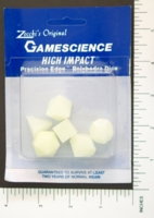 Dice : MINT6 GAMESCIENCE GLOW