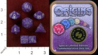 Dice : MINT35 CRYSTAL CASTE ORIGINS 2013