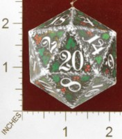 Dice : PAPER D20 MY DESIGN FOR GENCON 2011 HAT COPY OF Q WORKSHOP FOREST II 01