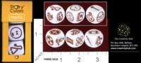 Dice : MINT43 THE CREATIVITY HUB RORYS STORY CUBES MEDIC