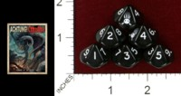 Dice : MINT43 MODIPHIUS ENTERTAINMENT ACHTUNG CTHULHU THE SECRET WAR