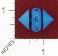 Dice : MINT24 SHAPEWAYS DIZINGOF TORUS D6 01