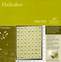 Dice : MINT26 FORREST PRUZAN CREATIVE HAIKUBES 01