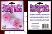 Dice : MINT31 PIPELINE BACHELORETTE PARTY DICE 01