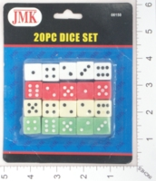 Dice : MINT16 JMK SALES 01