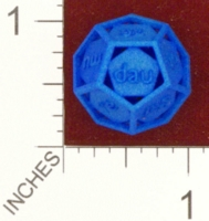 Dice : MINT24 SHAPEWAYS CLSN LOJBAN D12 01