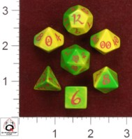 Dice : MINT34 Q WORKSHOP CLASSIC CANDY 01