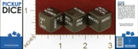 Dice : MINT27 NICOGAME 06 PICK UP DICE