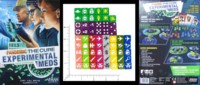 Dice : MINT55 ZMAN PANDEMIC THE CURE EXPERIMENTAL MEDS