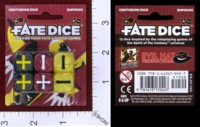 Dice : MINT36 EVIL HAT PRODUCTIONS FATE DICE CENTURION