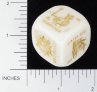 Dice : NON NUMBERED OPAQUE ROUNDED SOLID UNKN%20OWN TAROT BKTRADE 01