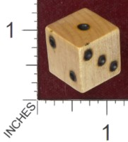 Dice :  MAPLE RECLAIMED