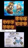 Dice : MINT34 GRYPHON GAMES PIRATE DICE 01