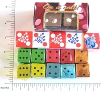 Dice : CANDY 01