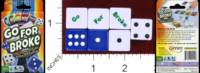 Dice : MINT31 WINNING MOVES GO FOR BROKE 01