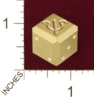 Dice : MINT21 ACE PRECISION BRASS PSI