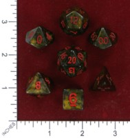Dice : MINT46 UNKNOWN CHINESE IRIDESCENT 03