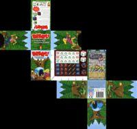 Dice : MINT29 FIRESIDE GAMES BEARS 01