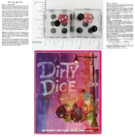 Dice : LG PLASTIC PACIFIC GAME COMPANY 01