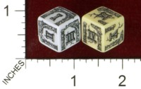 Dice : MINT43 TINDERBOX ENTERTAINMENT DICE EMPIRE SERIES 1 ROME
