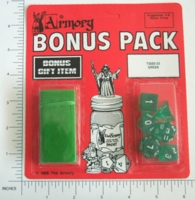 Dice : MINT6 ARMORY GREEN
