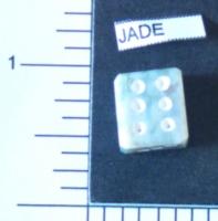 Dice : STONE D6 JADE