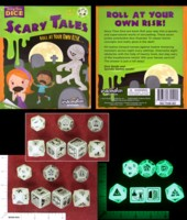 Dice : MINT49 IMAGINATION GENERATION SCARY TALES