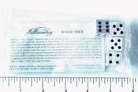 Dice : MINT5 29 COOPERMAN FIFE AND DRUM 01