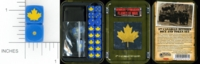 Dice : MINT14 GALE FORCE NINE FOR FLAMES OF WAR TD008 3RD CANADIAN DIVISION