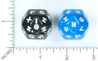 Dice : MINT54 UNKNOWN D30 LETTER