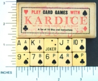 Dice : MINT1 KARDICE 01