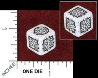Dice : MINT48 CHESSEX DUNGEON ROOMS