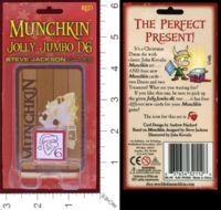 Dice : MINT29 STEVE JACKSON GAMES MUNCHKIN JOLLY JUMBO D6 02