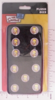 Dice : MINT17 CUSTOM ACCESSORIES LTD THE SIMPSONS CAR STUFF 01
