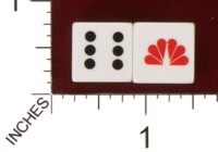 Dice : MINT33 NBC NATIONAL BROADCASTING COMPANY 01