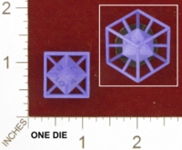 Dice : MINT25 SHAPEWAYS MAGIC AVERAGE DIE 01