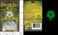 Dice : MINT25 STEVE JACKSON GAMES CTHULHU DICE 01