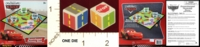 Dice : MINT21 CARDINAL DISNEY PIXAR THE%20WORLD OF CARS SUPERCHARGED RACEWAY GAME 01