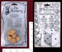 Dice : MINT40 ARMORY