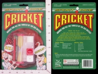 Dice : MINT18 PAUL LAMOND SPORT DICE CRICKET 01