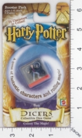 Dice : MINT17 MATTEL HARRY POTTER DICERS RON 01