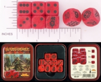Dice : MINT15 GAMES WORKSHOP WARHAMMER 01