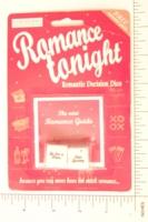 Dice : SEX LOVERS CHOICE 01 ROMANCE TONIGHT
